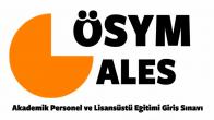 ALES: Akademik Personel ve Lisansüstü Eğitimi Giriş Sınavı Başvuruları Başladı
