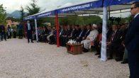 Diyanet İşleri Başkanı Kocaeli Dini Yüksek İhtisas Merkezi Temel Atma Törenine Katıldı