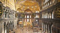 82 yıl sonra ilk kez Ayasofya'nın Mihrab Mahalinde Cemaatle Namaz Kılındı.