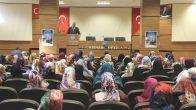 Kayseri'de Kur'an Kursu Öğreticilerine Seminer