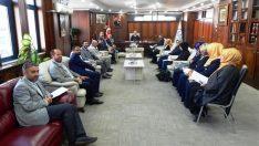 KAYSERİ'DE İLMÎ MÜZAKERE KOORDİNATÖRLERİ TOPLANTISI YAPILDI