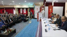 Diyanet İşleri Başkanı Erbaş, '14. İmam Hatipliler Kurultayı'na katıldı…