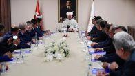 Diyanet İşleri Başkanı Erbaş, Batı Trakya Danışma Kurulu yönetimini kabul etti…