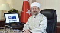 Diyanet İşleri Başkanı Erbaş, Ordu'da şehit ailelerine taziye ziyaretinde bulundu…