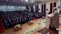 Diyanet İşleri Başkanı Erbaş, Rize ve Ordu'da din görevlileri ile bir araya geldi…