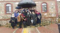 """Kocaeli Gençlik ADRB'den """"Medeniyetimizde Camiler"""" Ziyareti"""
