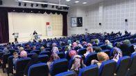 Prof.Dr.Mustafa AĞIRMAN, Başiskele'de konferans verdi.