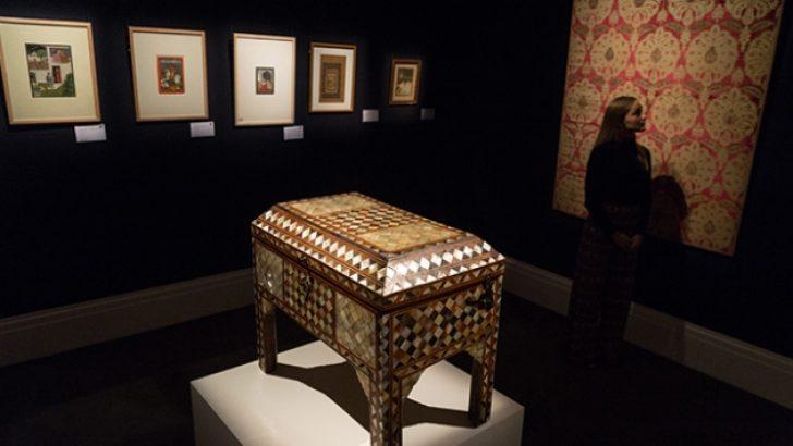 Osmanlı eserleri Londra'da görücüye çıkacak