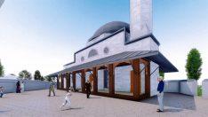 Türkiye Diyanet Vakfı'ndan Evlad-ı Fatihan diyarına yeni cami inşası