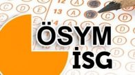 İSG Sınava Giriş Belgeleri Açıklandı