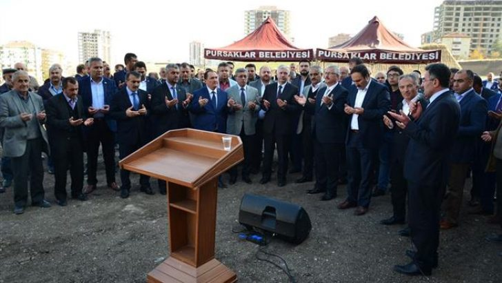 Mehmet Atıf Kur'an Kursu Açıldı