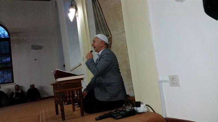 """SÖNMEZOĞLU """"İzmit Merkez Orhan Camii Sabah Namazı Buluşması"""" Programına Katıldı."""
