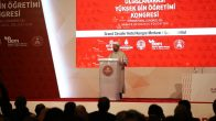"""Diyanet İşleri Başkanı Erbaş """"Uluslararası Yüksek Din Öğretimi Kongresi""""ne katıldı"""