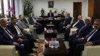 Diyanet-Sen'den Yeni Atanan DİB Yönetimine Hayırlı Olsun Ziyareti