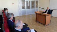 """İlim-Amel Münasebeti"""" konulu konferans"""