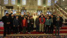 Fatih'te Cami-Gençlik Buluşması