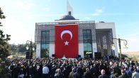 Hacı Bekir Yıldırım Camii Tuzla'da dualarla ibadete açıldı