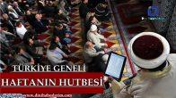 Diyanet Hutbe; Sünnet: Nebevi Kılavuz