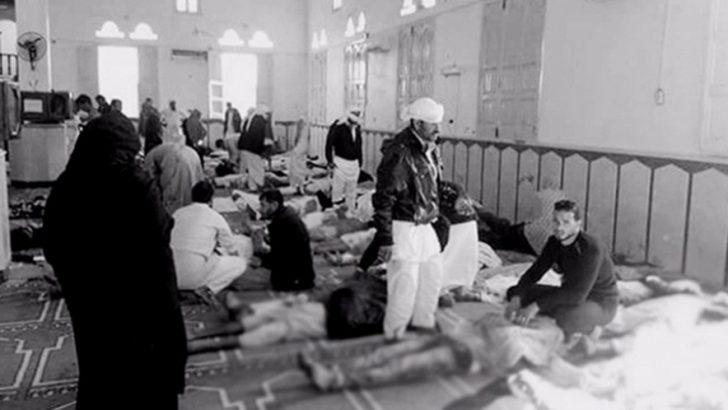 Mısır'daki cami saldırısında ölü sayısı 155'e yükseldi