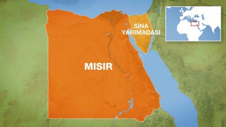 Mısır'da camiye saldırı: 50 ölü