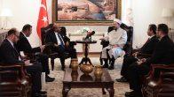 Sri Lanka ve Kanada Büyükelçilerinden Diyanet'e ziyaret