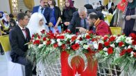 Türkiye'de bir ilk… Müftü resmi nikah kıydı