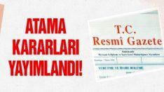 Diyanet'e Yapılan Atama Kararları Resmi Gazete'de Yayınlandı !