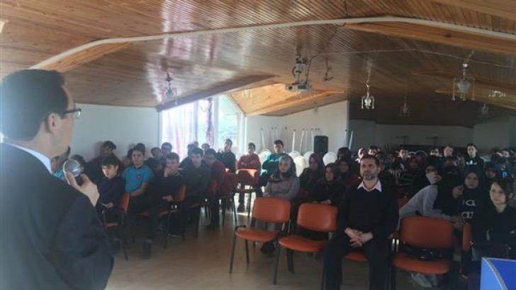 Sinop İl Müftüsü Ali Hayri Çelik Öğrenciler İle Buluştu