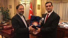 Diyanet İşleri Başkanı Erbaş'tan Bakü'de ziyaretler