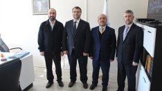 Kocaeli Dini Yüksek İhtisas Merkezi Müdürü Mehmet Musa ŞİRİN 'e Hayırlı Olsun Ziyareti