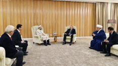 Diyanet İşleri Başkanı Erbaş Azerbaycan'da