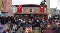 Espiye Merkez Camii İbadete Açıldı…