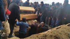 İmam Ömer MALGAÇ ,Oğlunun Cenaze Namazını kıldırdı