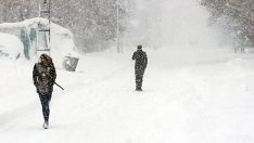 Hafta sonu İstanbul'a Kar Geliyor!