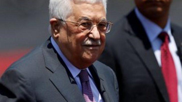 Kudüs oylaması sonrası Filistin'den açıklama