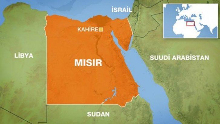 Mısır'da silahlı saldırı: Ölü ve yaralılar var!