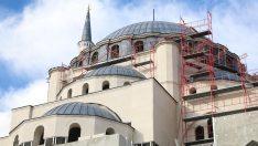Balkanların En Büyük Cami Yapımı Hızla Devam Ediyor