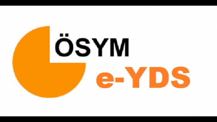 e-YDS 2018/3 İngilizce Başvuruları Başladı