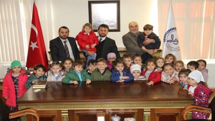 4-6 Yaş Kursu Öğrencilerinden Tüm Türkiye'ye Örnek Olacak Davranış !
