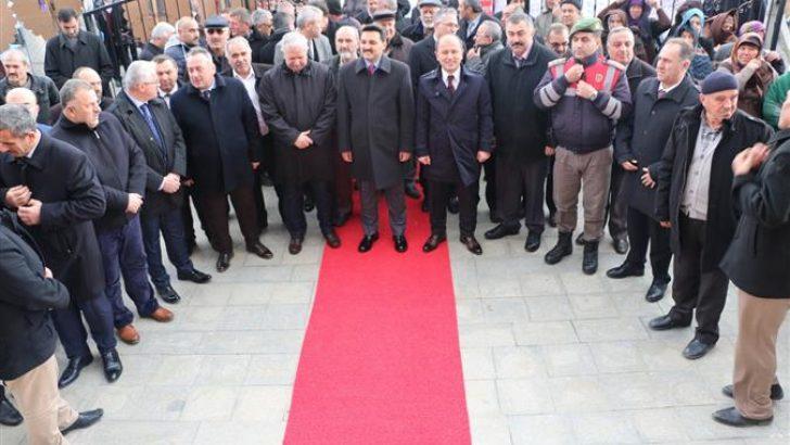 Muhammed Emin Er Hafızlık Yatılı Kur'an Kursu Açıldı