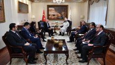 Büyükelçilerden Diyanet'e ziyaret