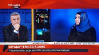 """Prof. Dr. Huriye Martı : """"Diyanet'le ilgili daha asılsız bir haber üretilemezdi"""""""