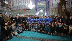 Güngören'deki Cami-Gençlik buluşmasında Afrin Operasyonu için dua edildi