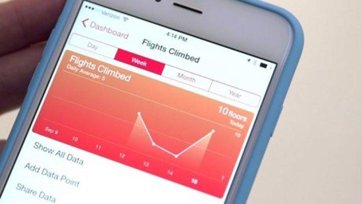 Almanya'da devam eden bir cinayet soruşturmasında iPhone'un, kişinin günlük verilerini takip eden 'sağlık' uygulaması soruşturmaya delil oldu