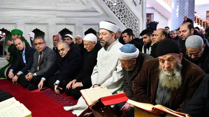 Şanlıurfa'da Mehmetçiğimiz için 'Zafer Duası'