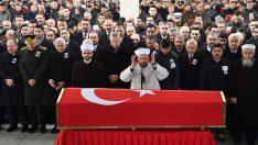 Şehit Musa Özalkan'ın cenazesi, dualarla son yolculuğuna uğurlandı