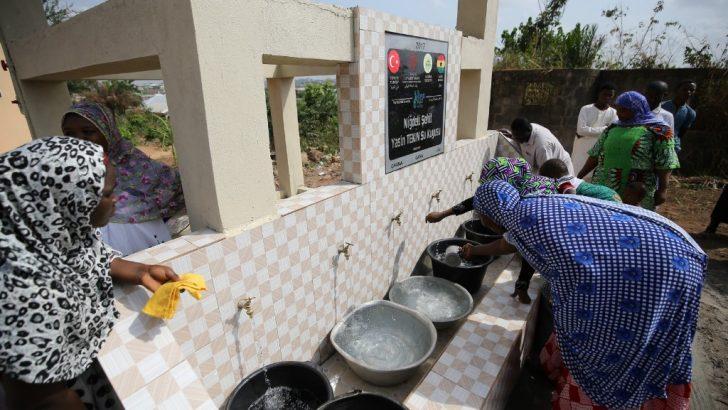 Türkiye Diyanet Vakfı Afrika'da 48 su kuyusu daha açacak