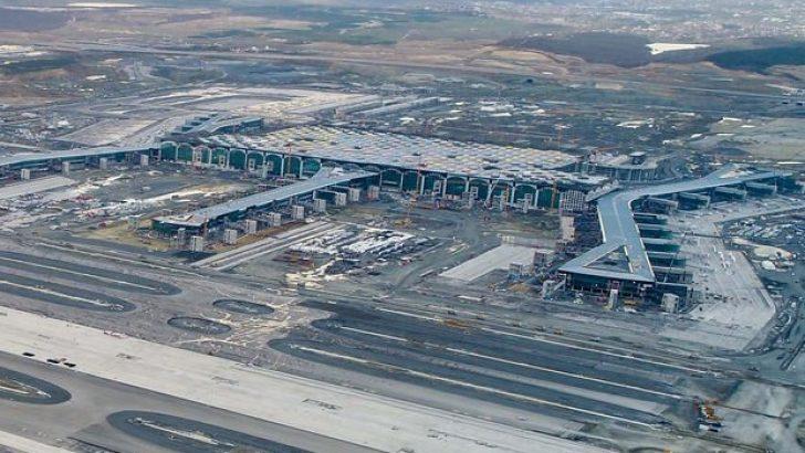İstanbul Yeni Havalimanı'nda çalışacak güvenlik görevlisi ilanına rekor başvuru