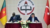 Kamerun ile Mesleki Eğitimde Teknoloji Transferi Projesi Uygulama Protokolü imzalandı