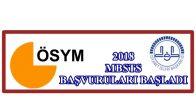 Ösym , 2018 MBSTS Başvuru Duyurusu !